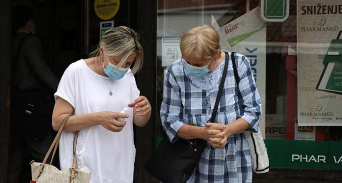 koronavirus covid19 maske sarajevo 0620 apd 10