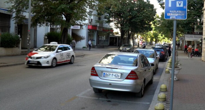 mostar parking fena