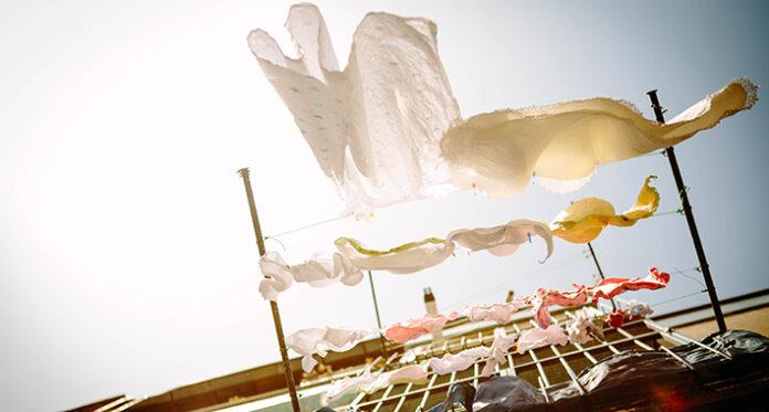 odjeca ves pranje unsplush