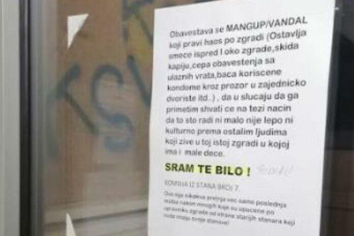 pismo stanara iz beograda