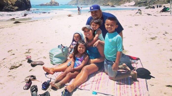 porodica macias Daniel i Davy Macias foto cnn