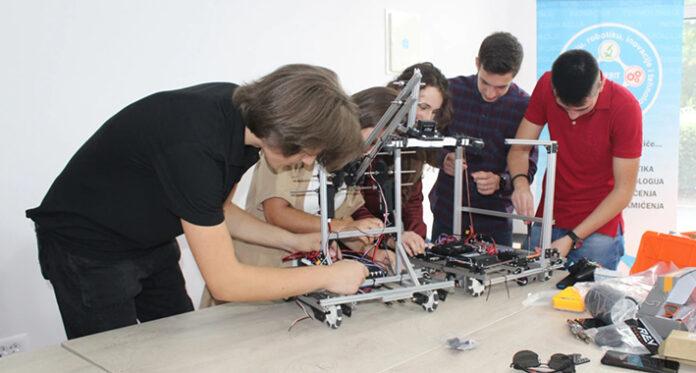 robotika RSE