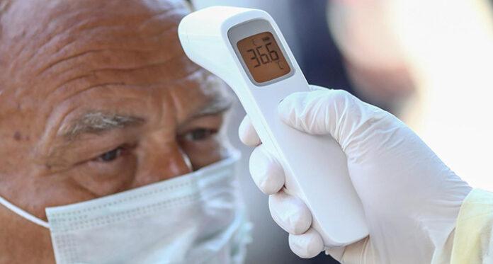 temperatura koronavirus zetra vakcinacija pixsell
