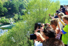 turisti turizam fena