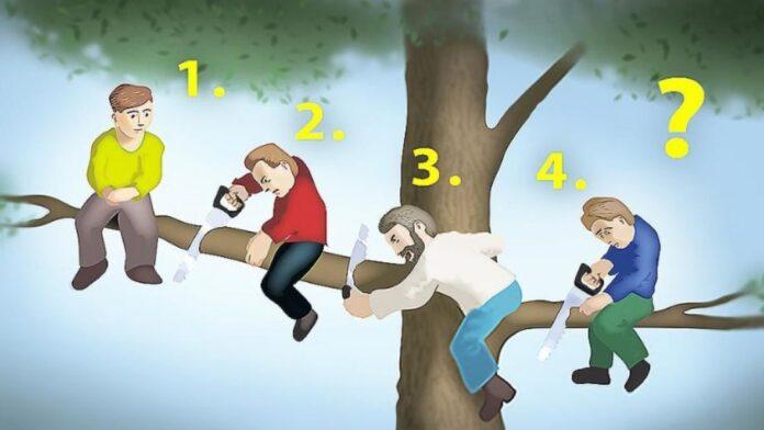 drvo mozgalica logika test screen
