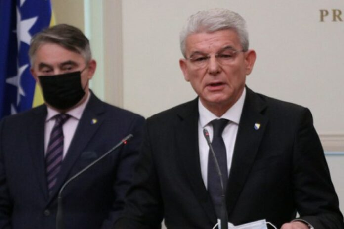komšić džaferović