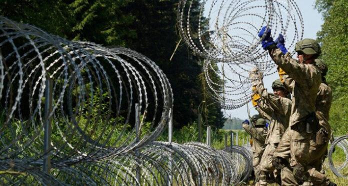 ograda granica