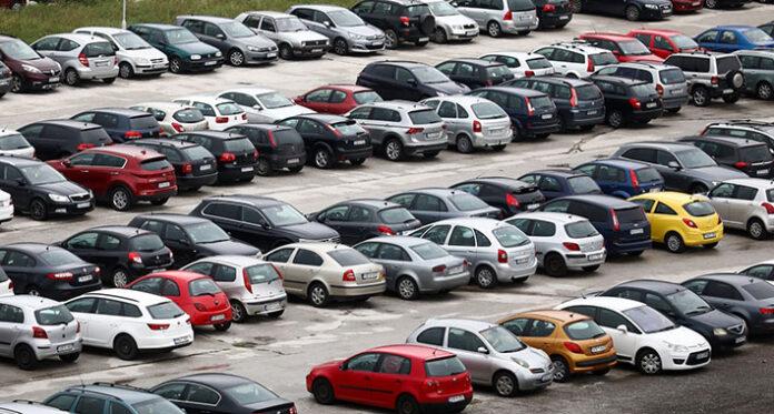 parking automobili sarajevo pixsell