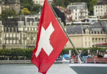 svicarska zastava unpslash 1