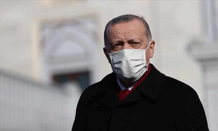 Erdogan vakcine AA