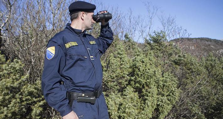 Granicna policija Granicari AA19 1