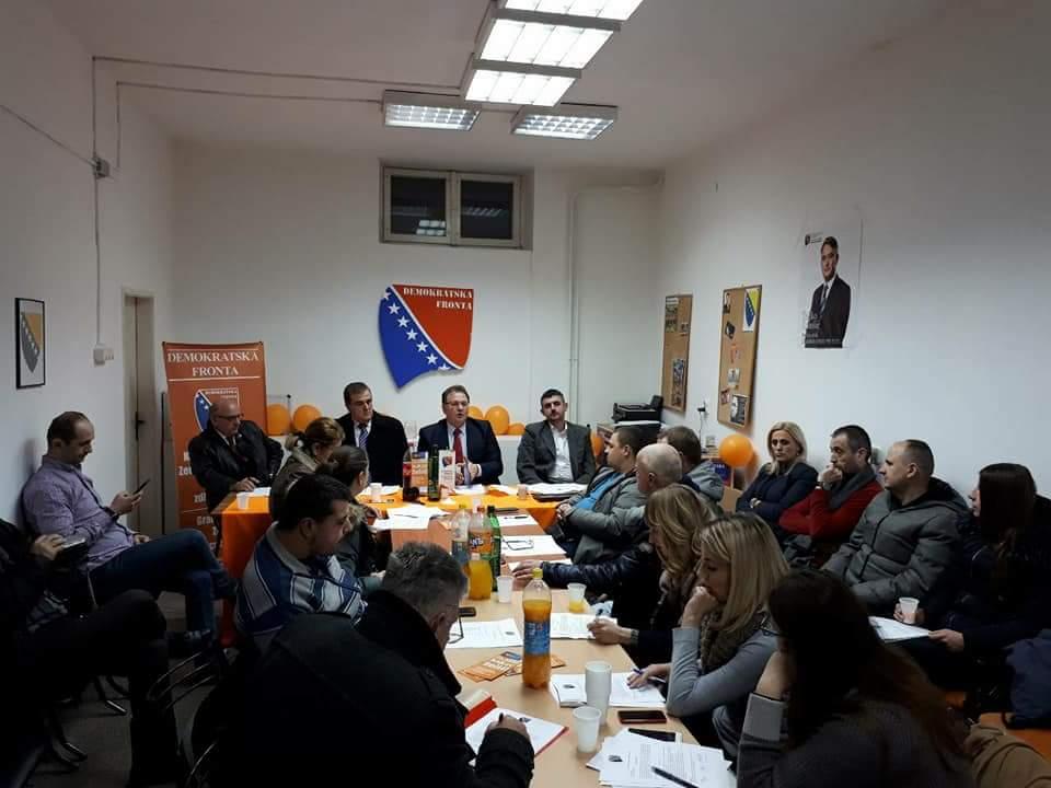 Održana konstituirajuća sjednica: Edin Arnaut novi
