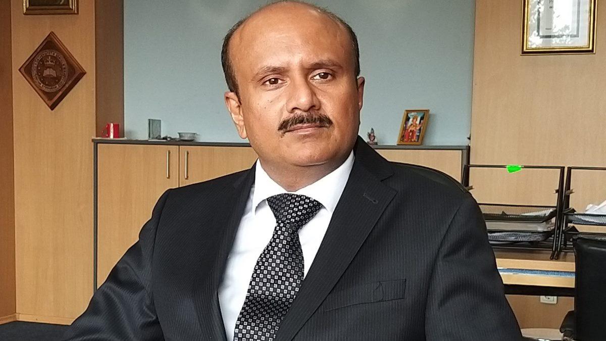 Nikhil Mehta CEO ArcelorMittal Zenica scaled 1