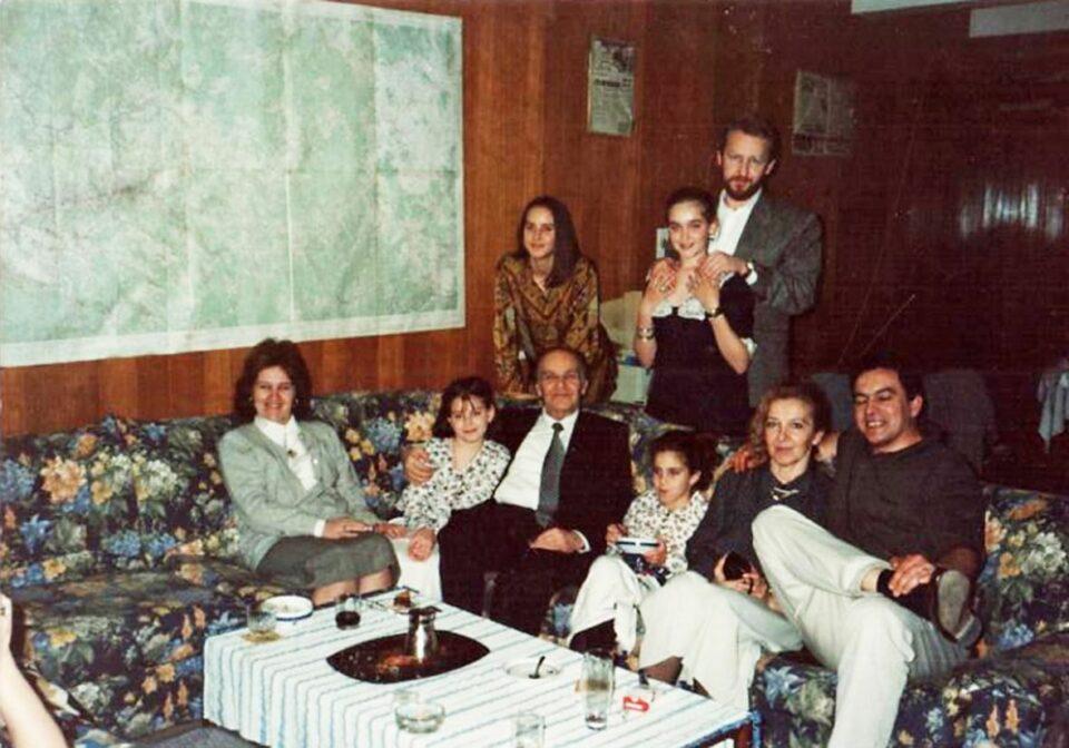 Porodica Izetbegovic arhivskafoto