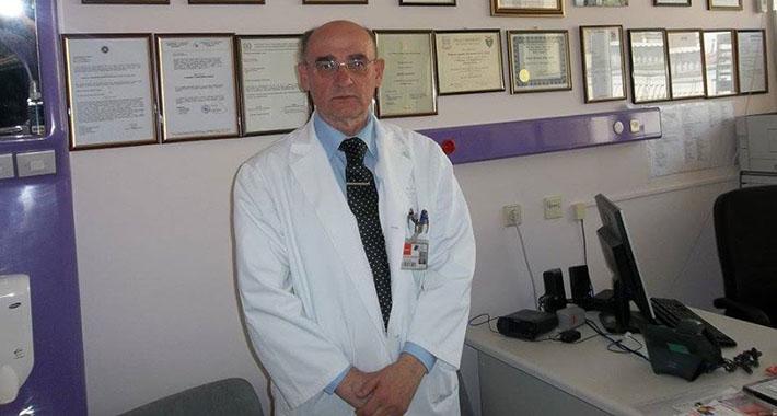 Prof dr Jasenko Karamehic