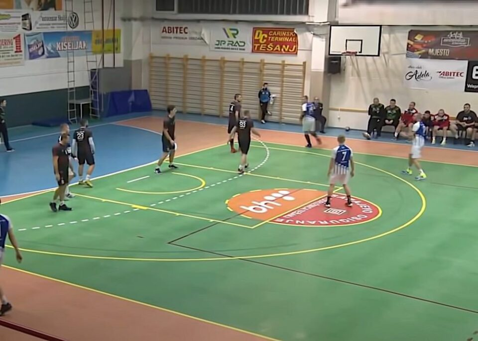 RK Bosna TS vs RK Celik 3