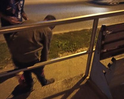 Screenshot 2020 09 12 VIDEO Nepoznati muskarac na Ilidzi pretukao migranta Istukao me jer sam migrant