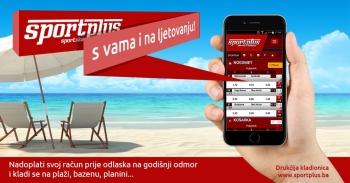 Sport Plus ljetovanje banner