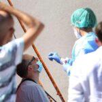 Testiranje na koronavirus u Sibeniku