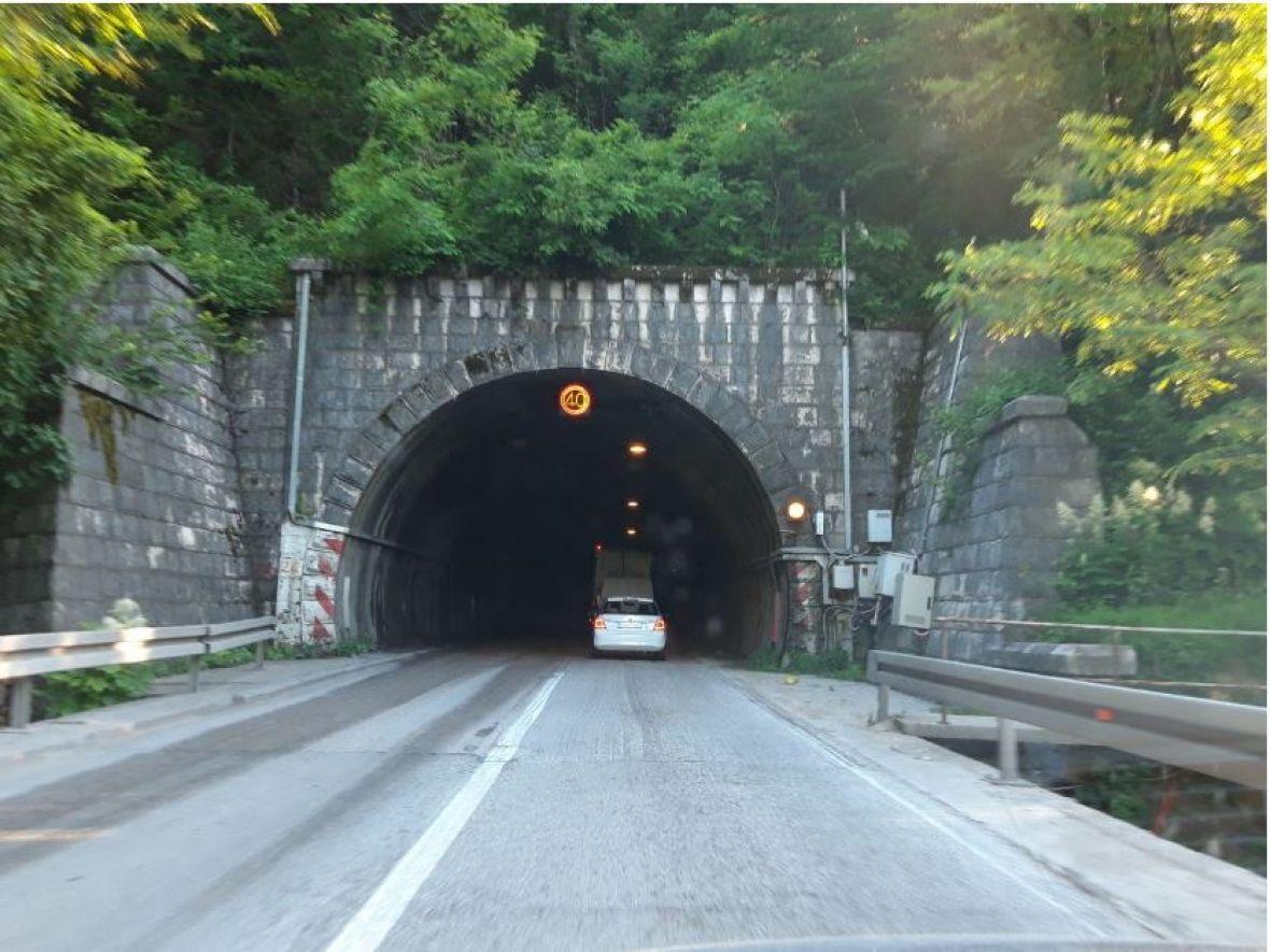 Tunel Crnaja august2019 BHRT