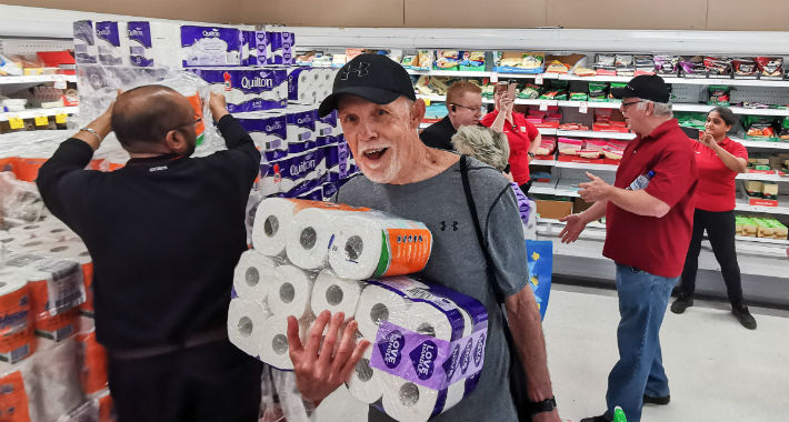 australija toalet papir