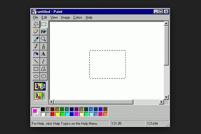 Microsoft će Ugasiti Program Paint Nakon 32 Godine Portal