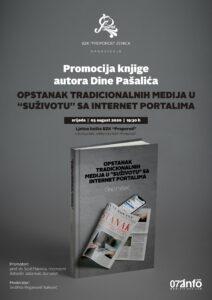 dino pasalic knjiga promocija