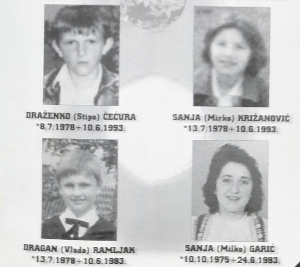 djeca ubijena vitez zlocin 1993 detektorba