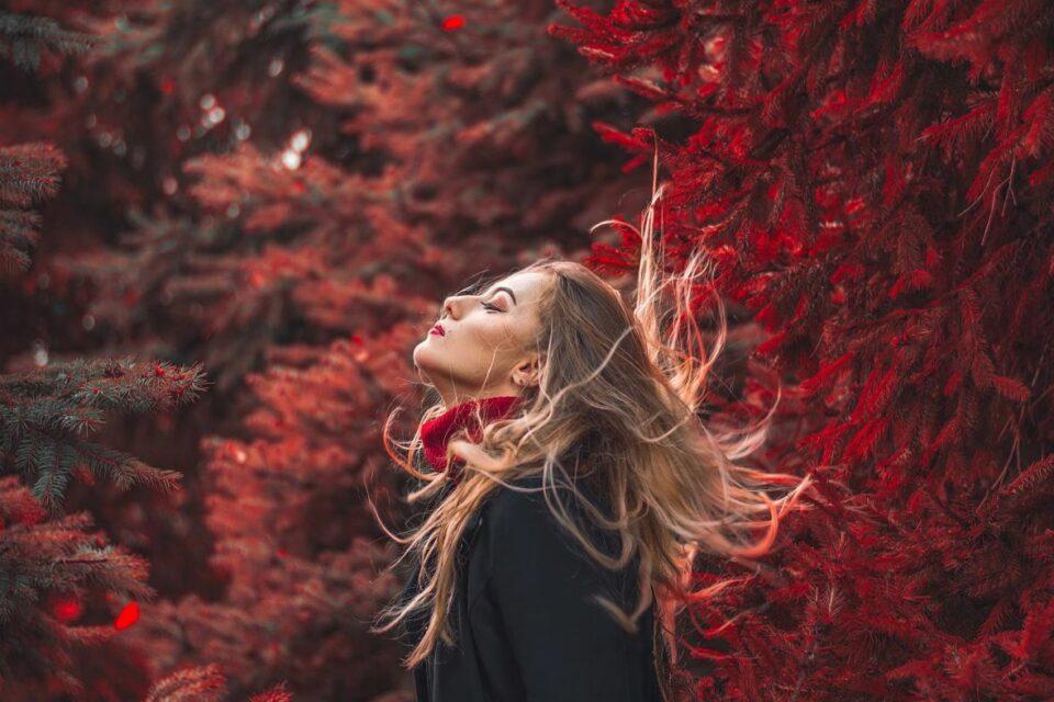djevojka jesen 1