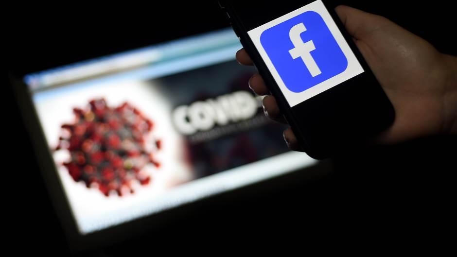 facebook koronavirus