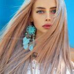 frizura duga kosa plavusa zena djevojka