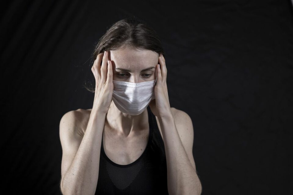 glavobolja zena maska simptomi