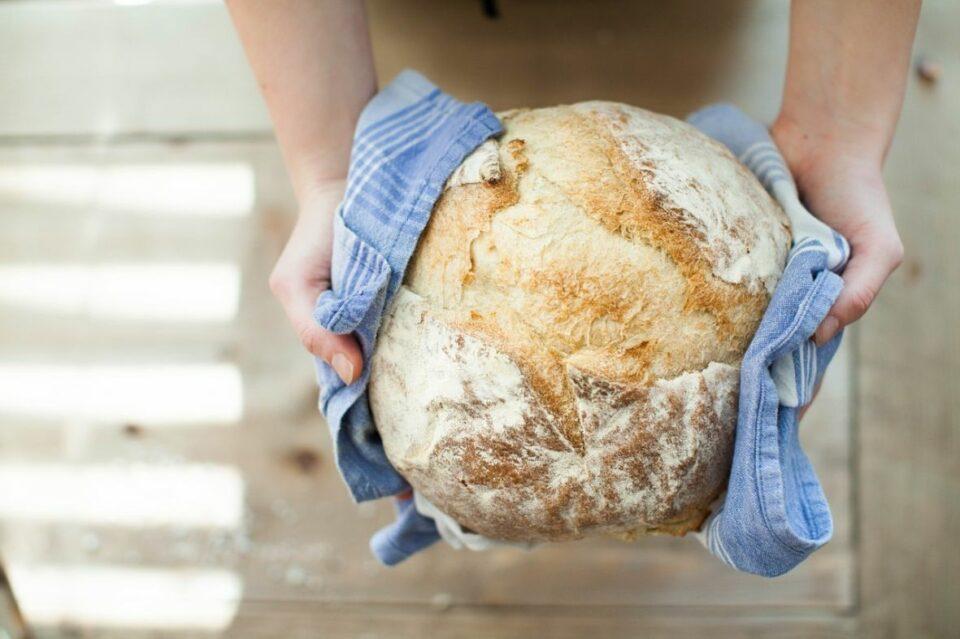 hljeb recepti hrana ilustracija pixabay