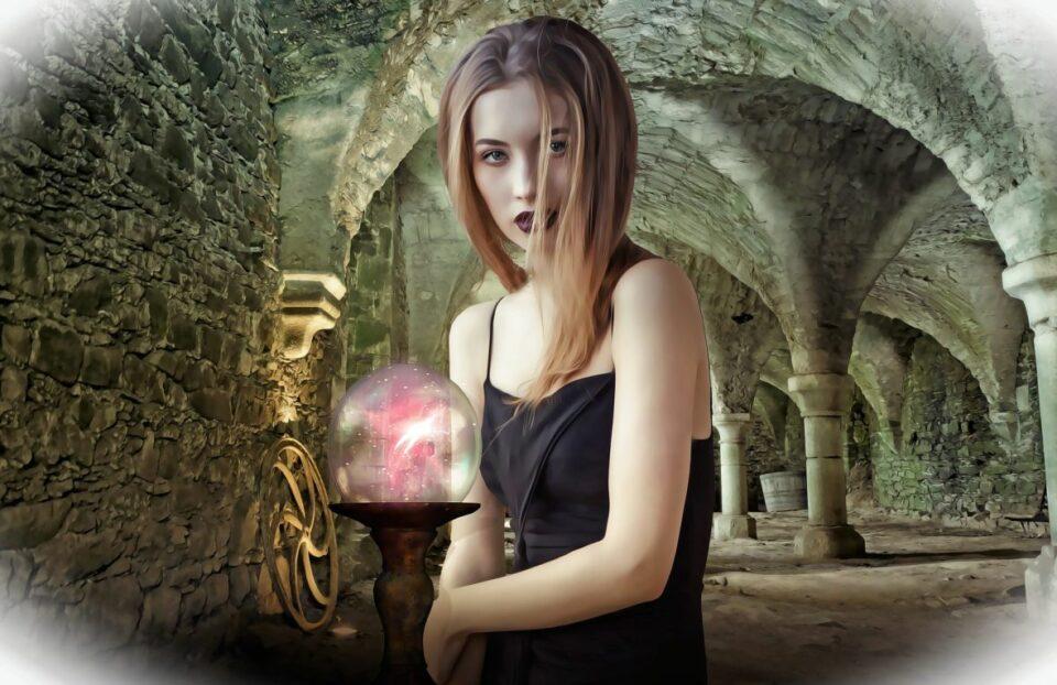 horoskop kristalna kugla zena vidovit