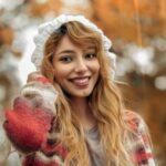 jesen djevojka osmijeh beauty pixabay