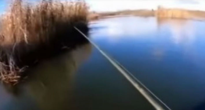 jezero petrinja