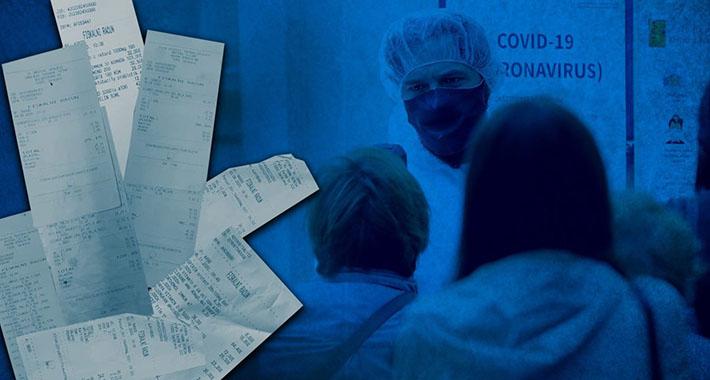 koronavirus racuni troskovi
