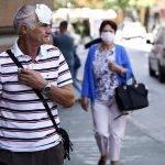 koronavirus sarajevo maske