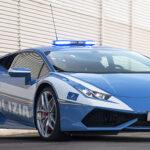 lamborghini huracacc81n polizia 1