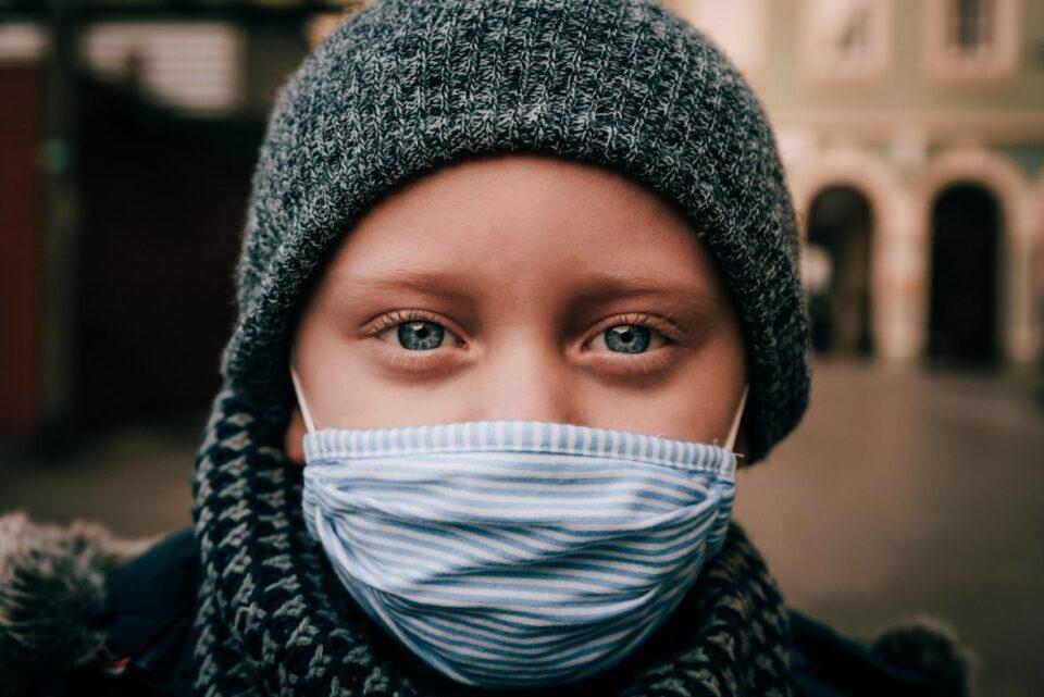 maska dijete