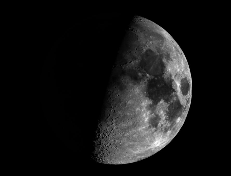 mjesec NASA twitter