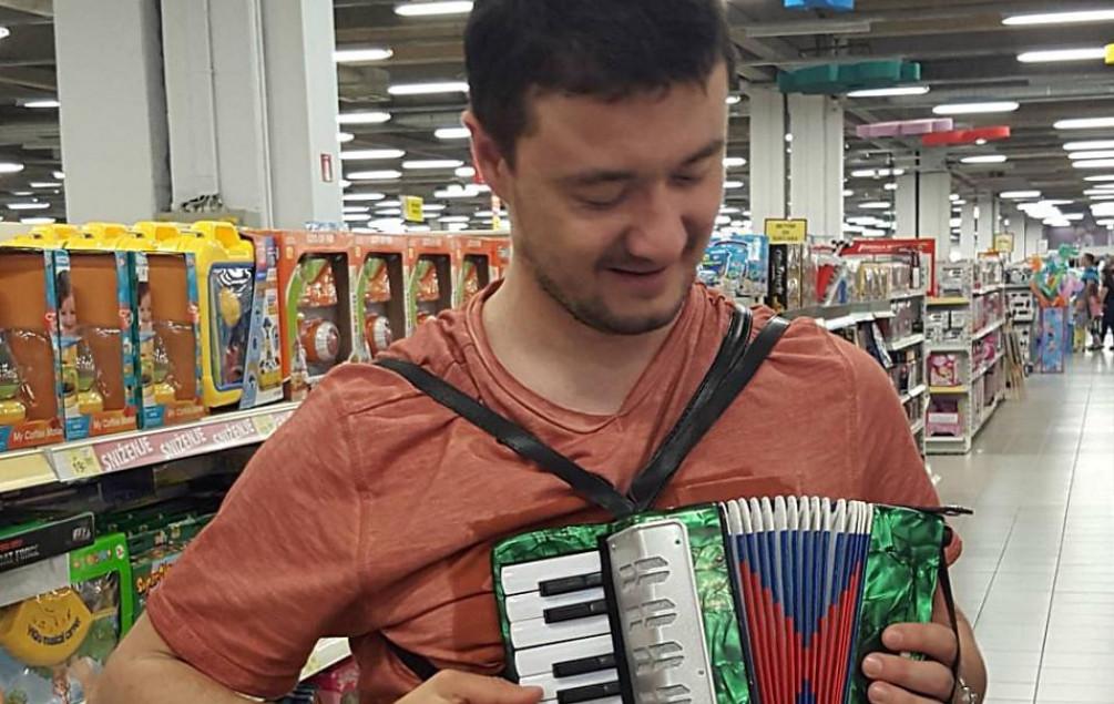 Talić: Zlatar i muzičar