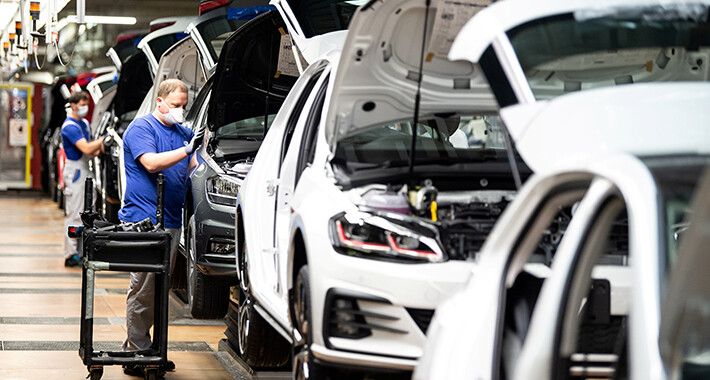 njemacka ekonomija autoindustrija