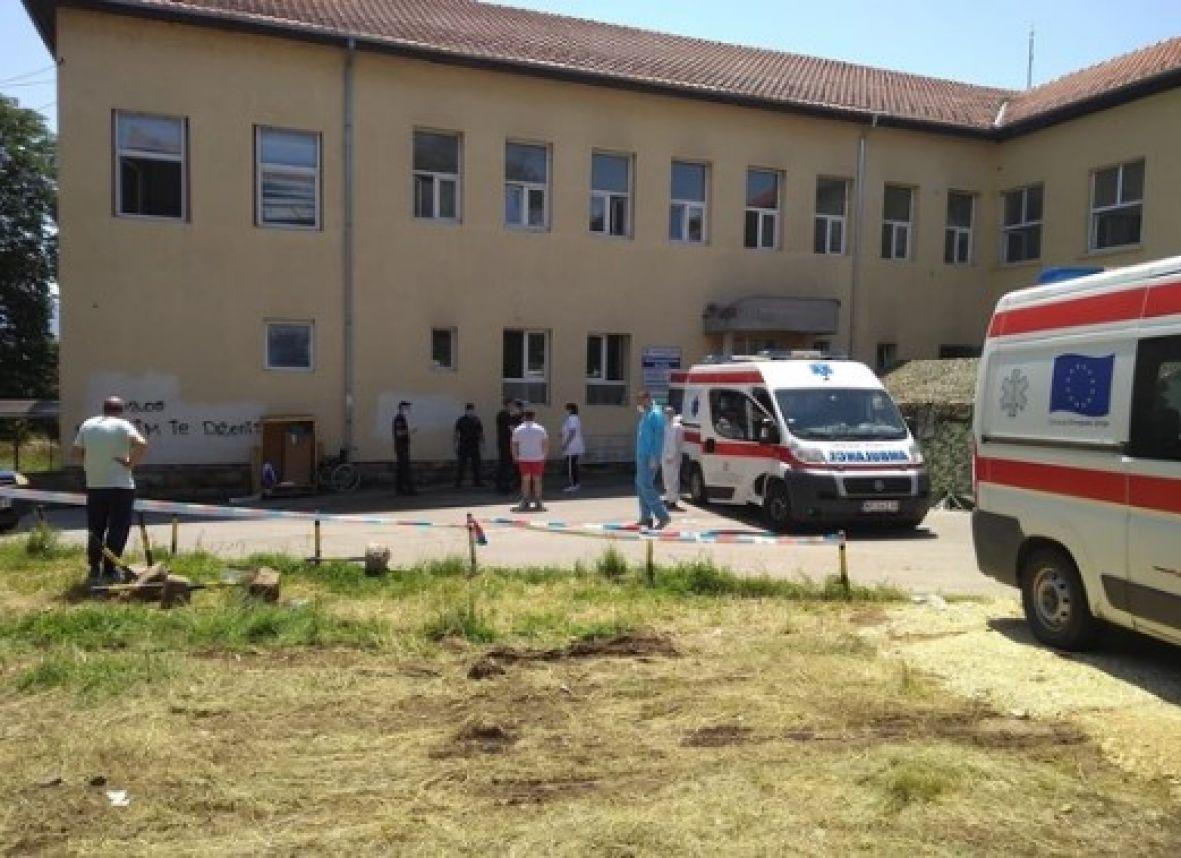 novi pazar bolnica