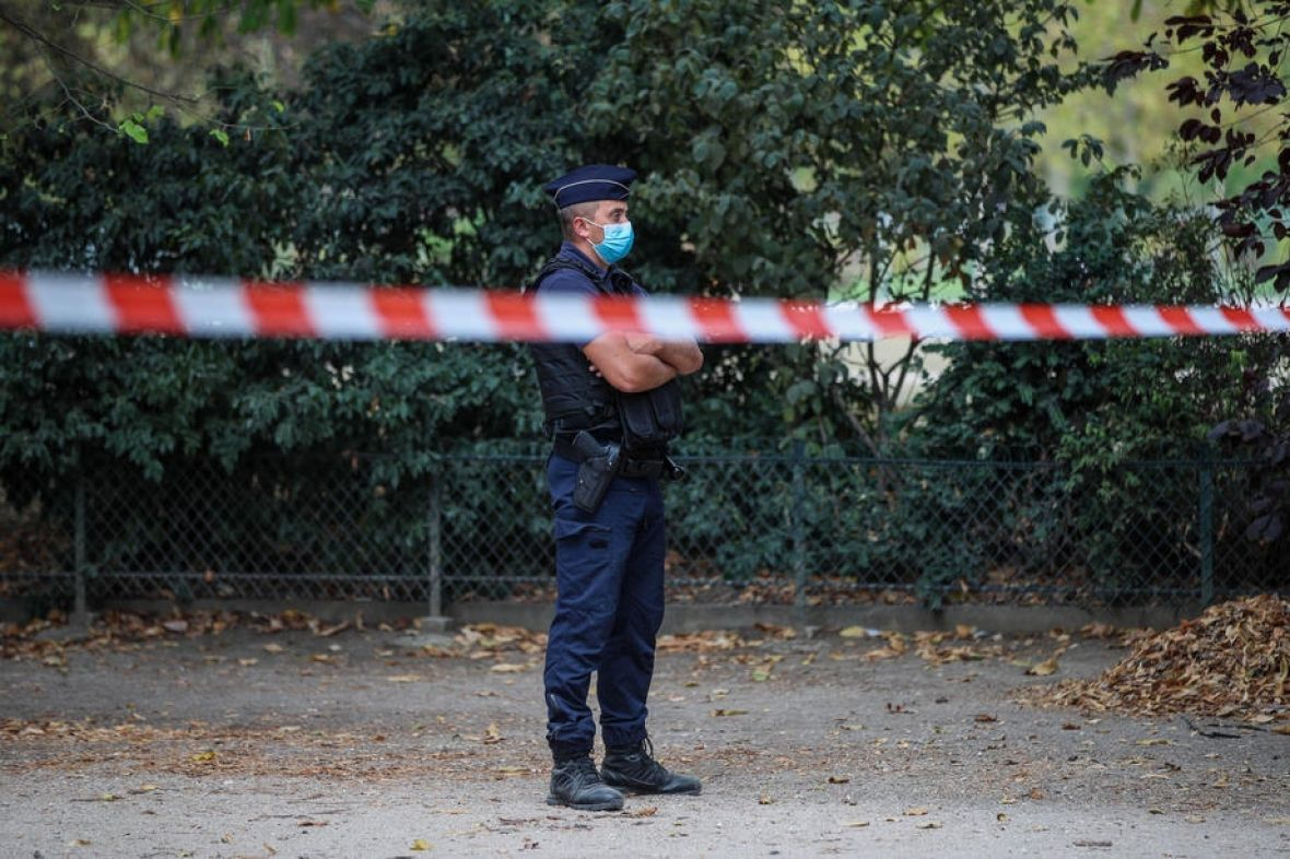pariz policajac