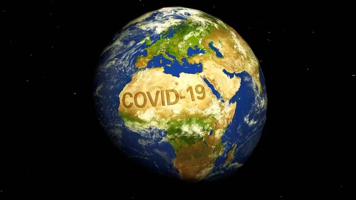 planeta koronavirus covid19 pandemija zaraza sirenje pixabay