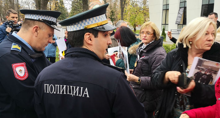 policija pravda za davida