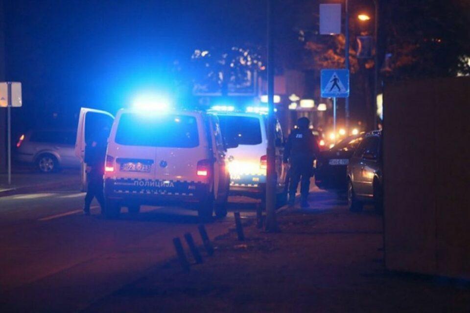 policija MUPRS noc Nezavisne