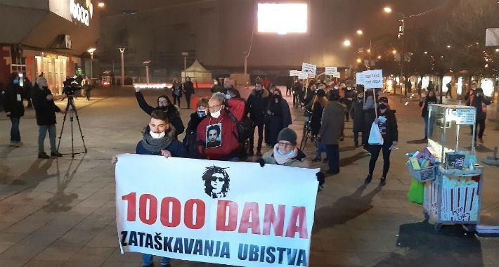 pravda za davida protestna setnja foto birn