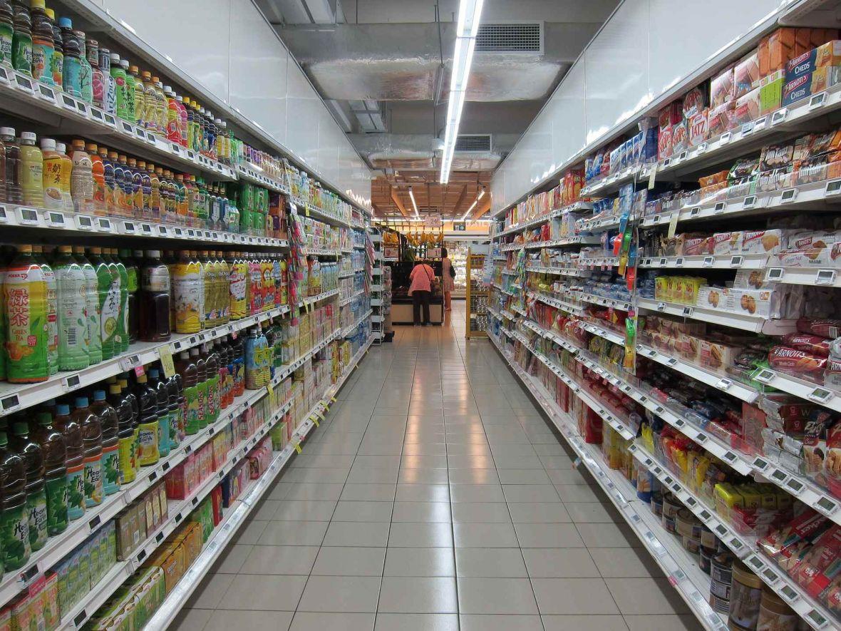 prodavnica market hrana namirnice kupovina trgovina
